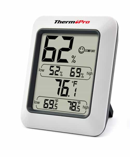 Thermopro-TP50-Digital-Temperature-And-Humidity-Gauge