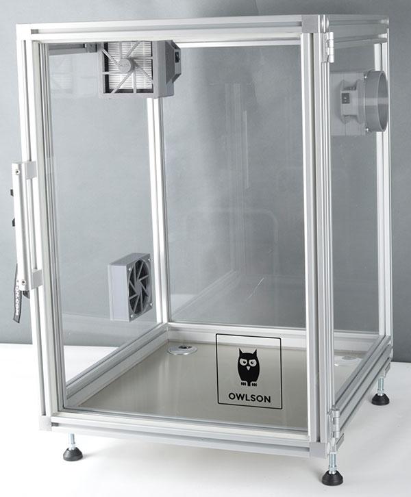 Owlson 3D Printer Enclosure